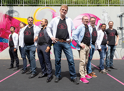 Open Telekom Cloud Delivery